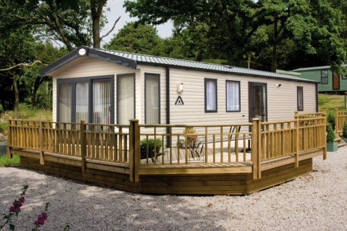 New Mobile Homes - La Tranche, Vendee