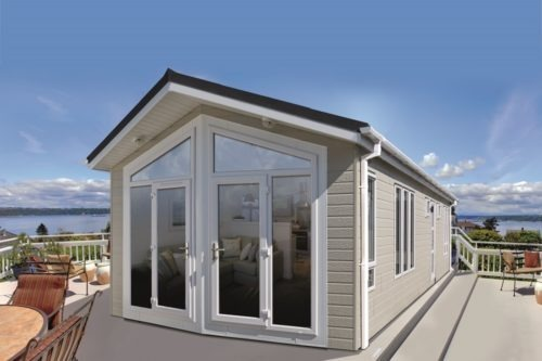 New Mobile Homes - Quimper, Brittany