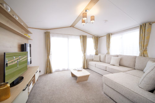 Lounge, Atlas mayfair mobile home for sale in France
