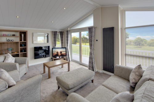 Lounge, Willerby New Hampshire Lodge for sale in France